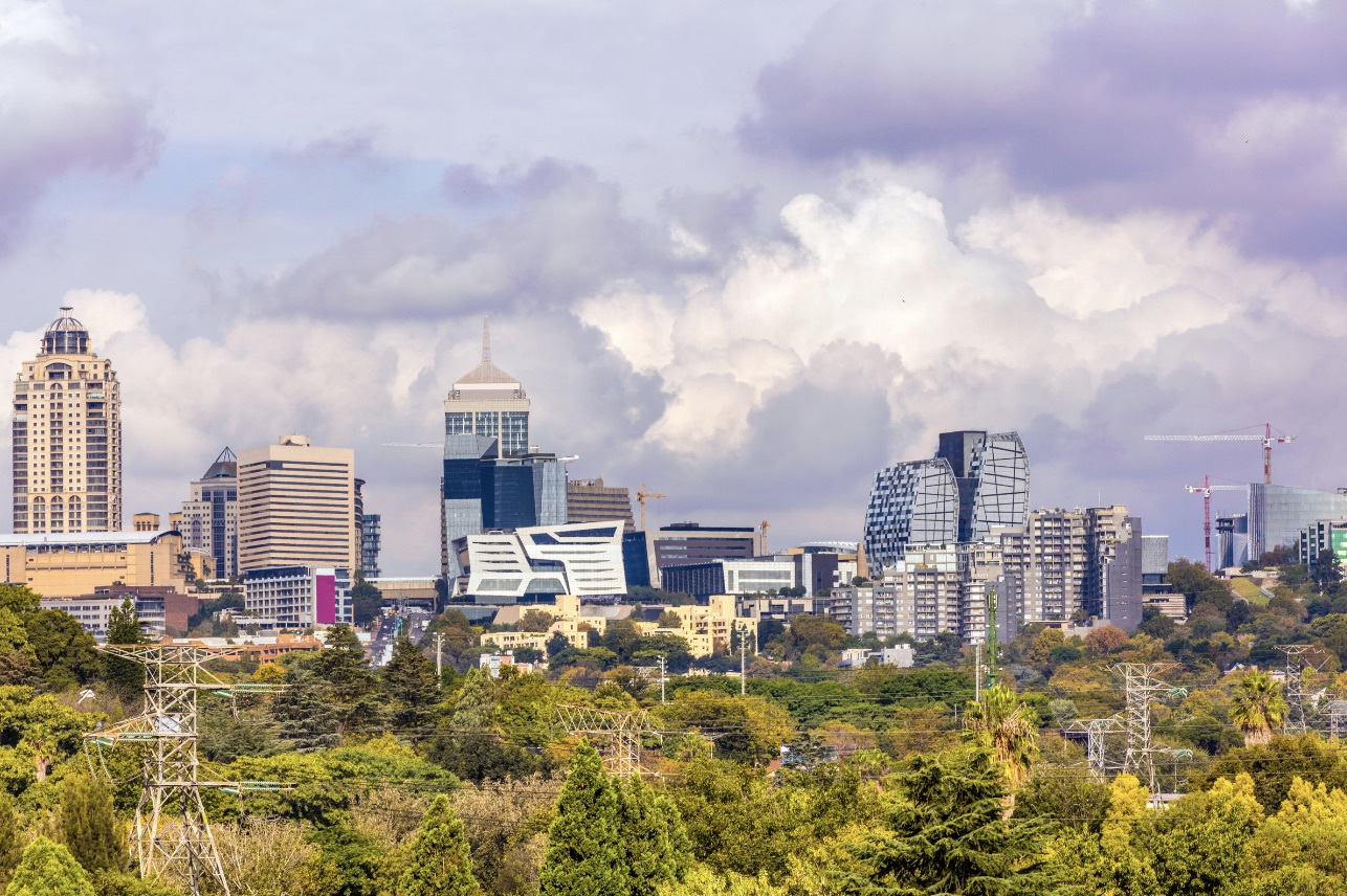 Modderfontein was meant to be the smart city to replace Sandton City