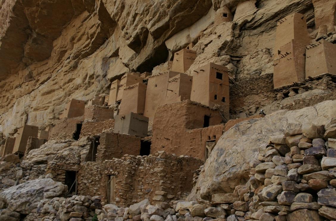 The Cliff of Bandiagara, Mali