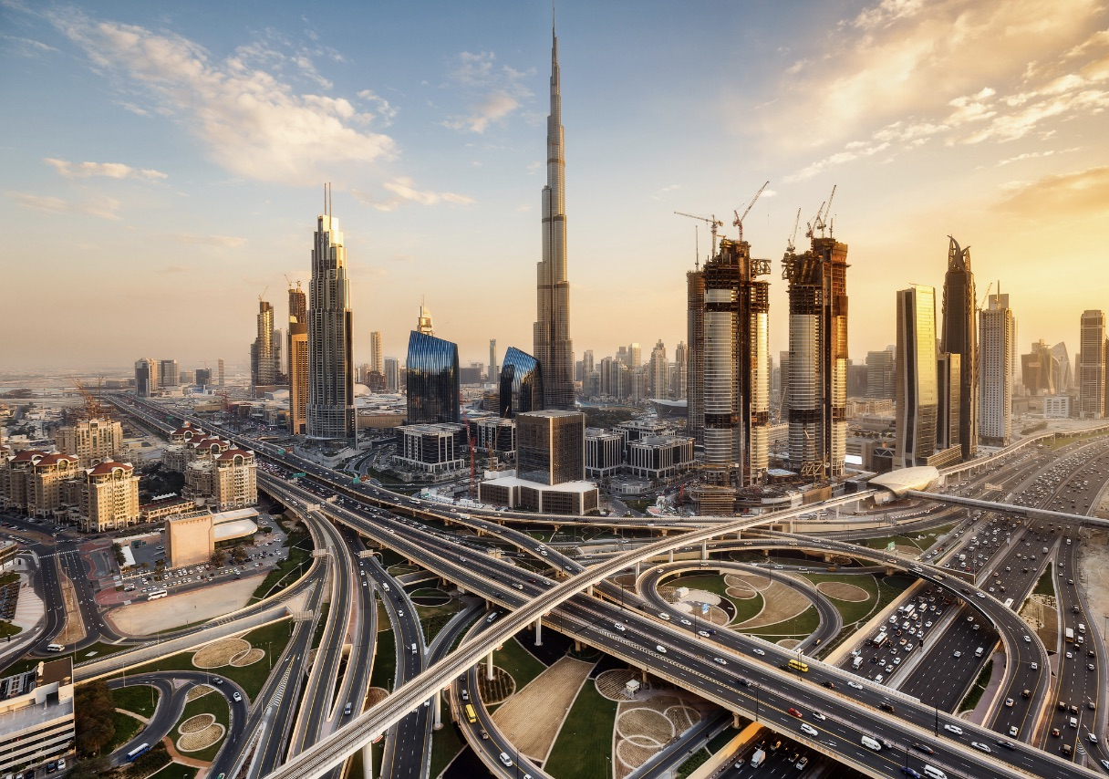 Dubai is one of the world's leading smart cities