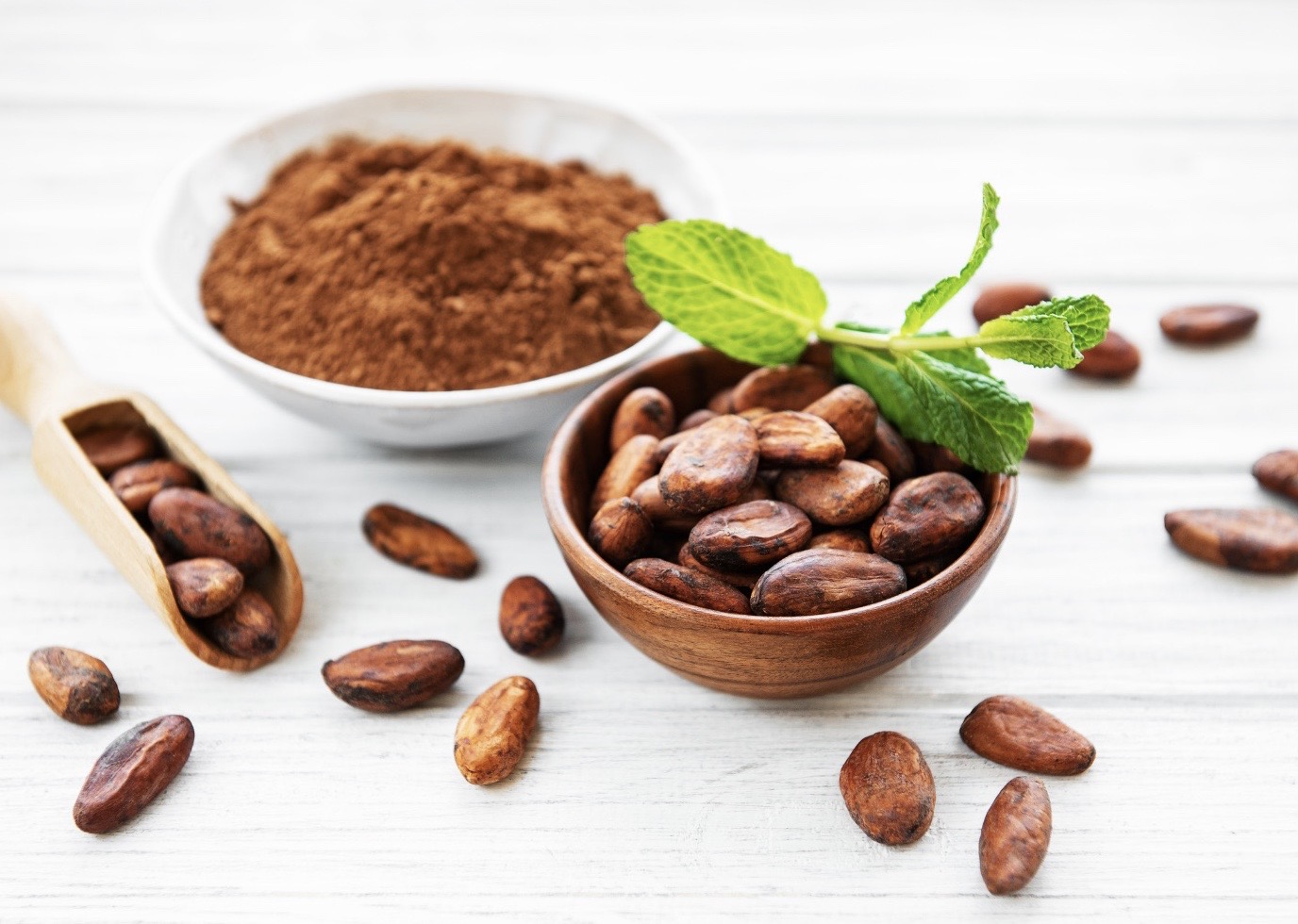cocoa beans ghana