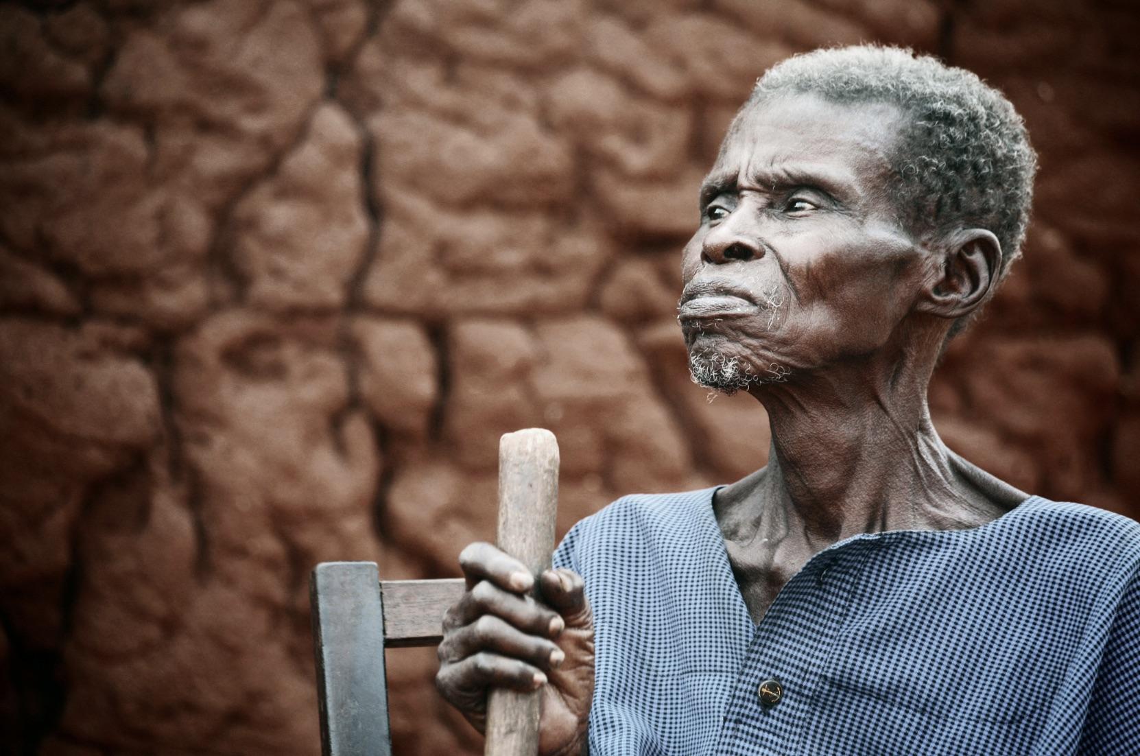 Elders in Africa