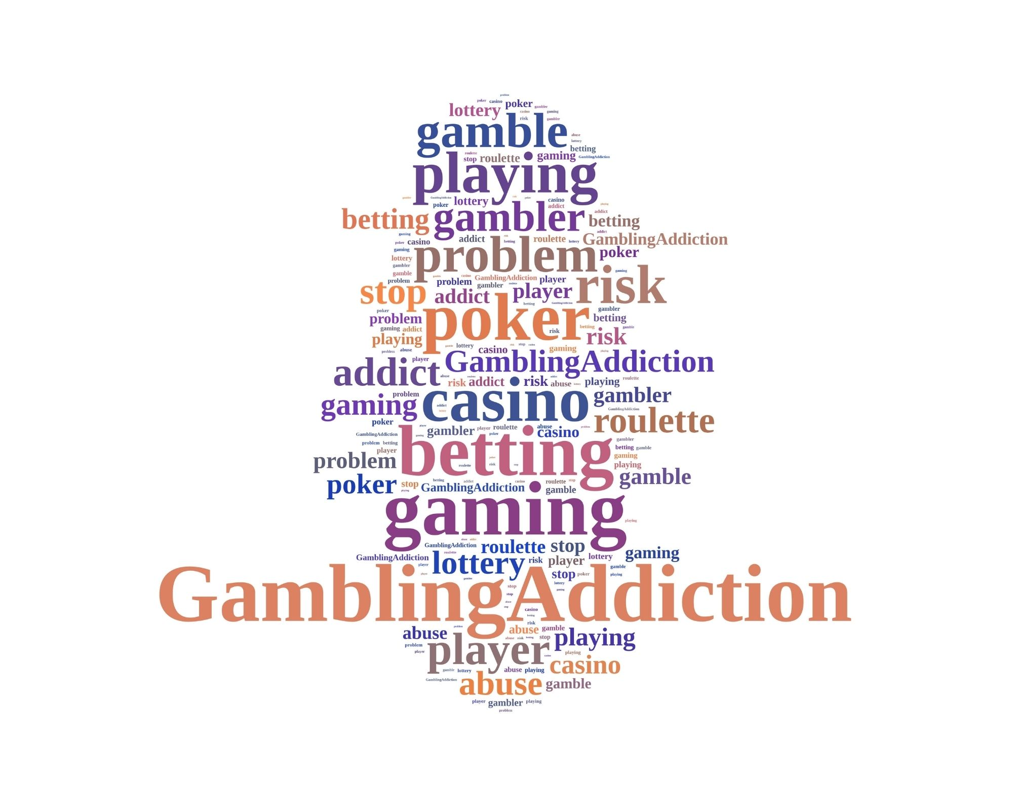 The dangers of gambling explained