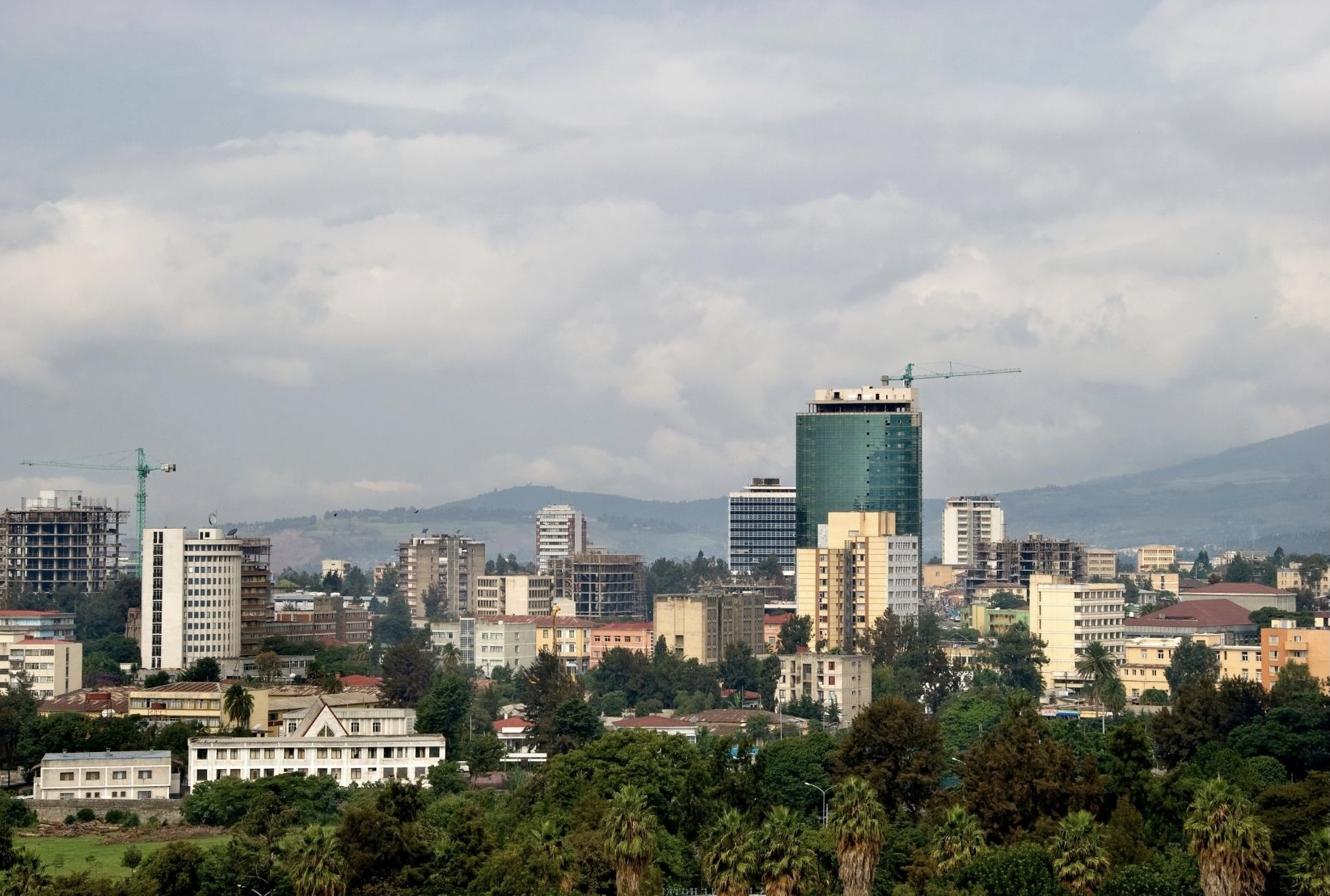 AU is headquartered in Addis Ababa