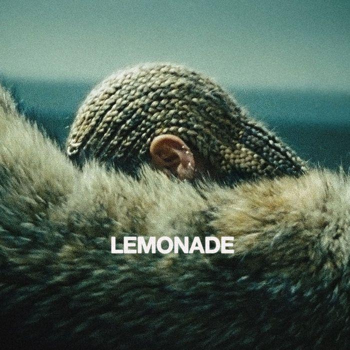 Beyonce's lemonade album cover