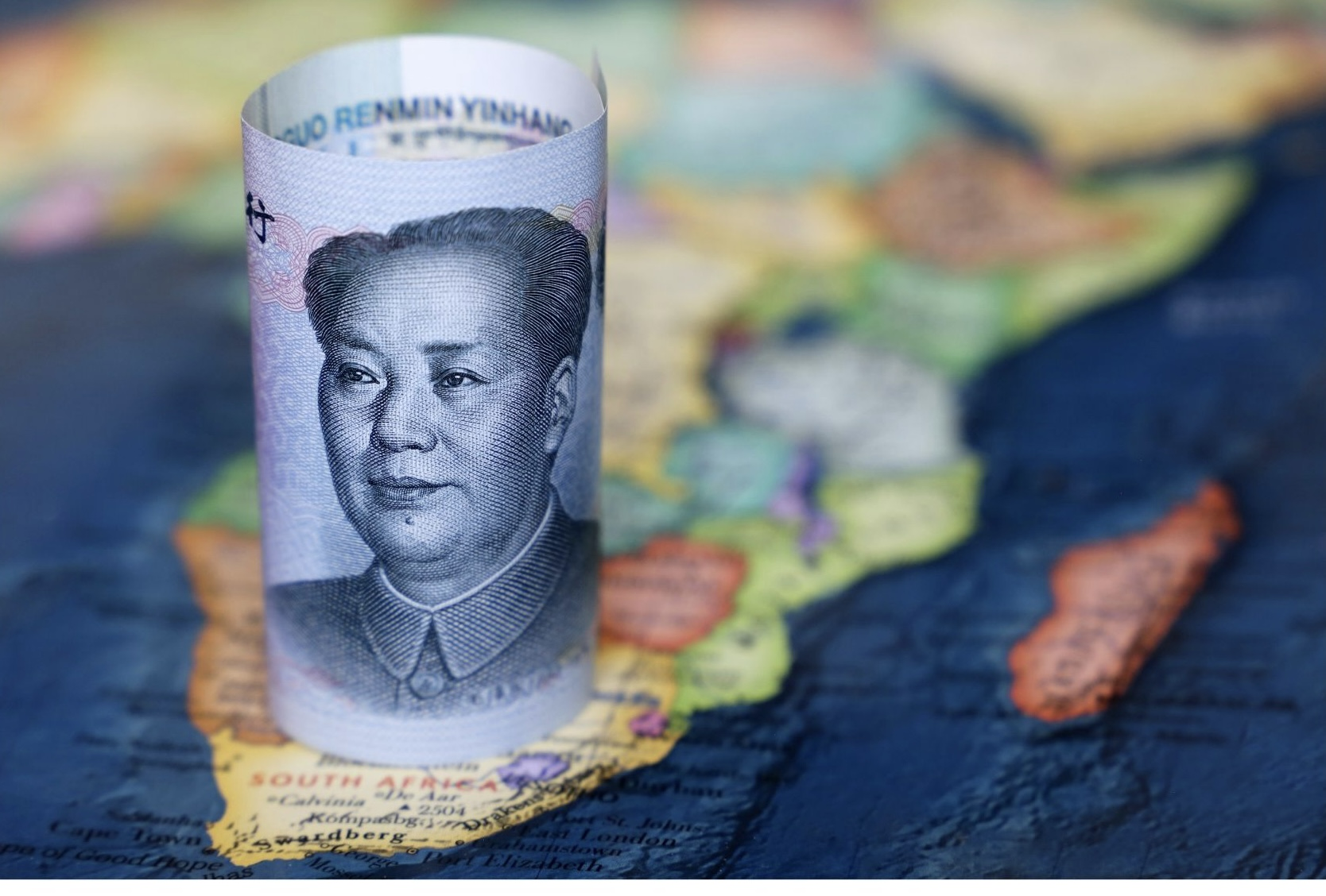 The growing influence of China in Africa