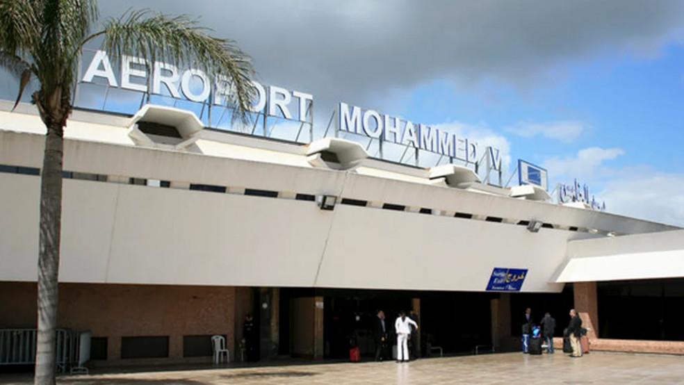 Casablanca Mohammed V Airport