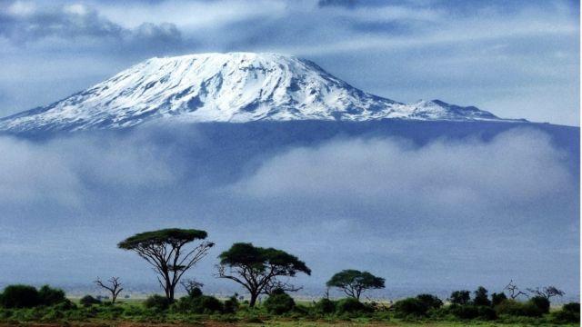 East Africa Mount Kilimanjaro