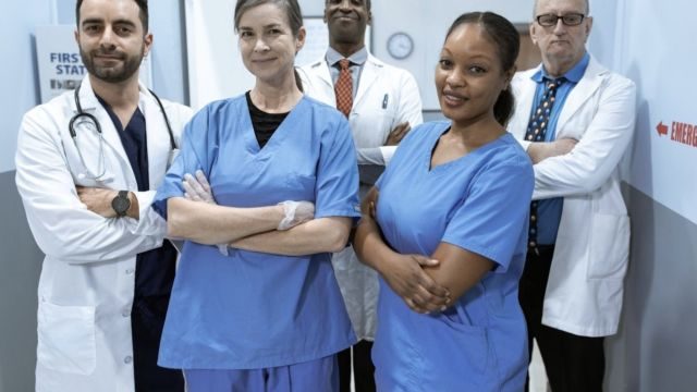 Nurses are highly valued - but not in Africa