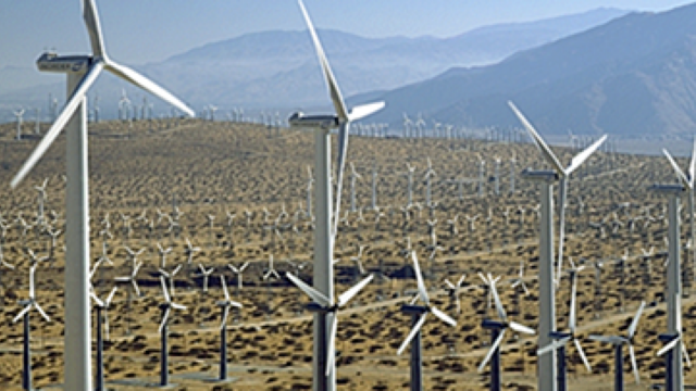 Lake Turkana wind plant